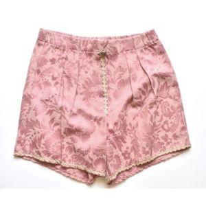 Head Over Heels Los Angeles Pink Shorts M